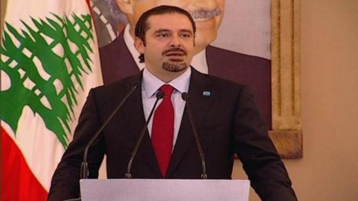 سعد حریری: برای تشکیل دولت جدید نامزد نمی شوم