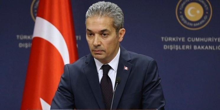 آنکارا، تصویب طرح تحریم ترکیه در کنگره آمریکا را محکوم کرد