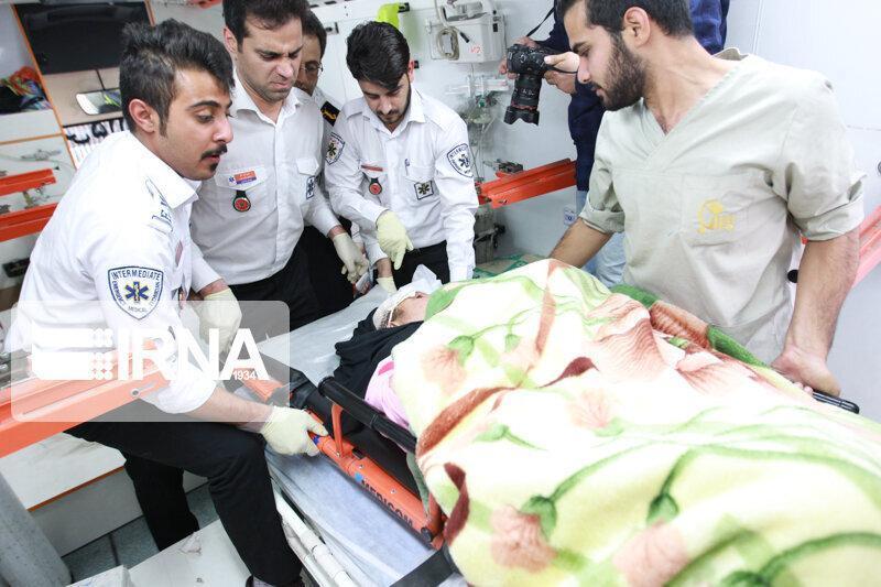 انفجار گاز در آبادان یک کشته و سه مصدوم بر جا گذاشت