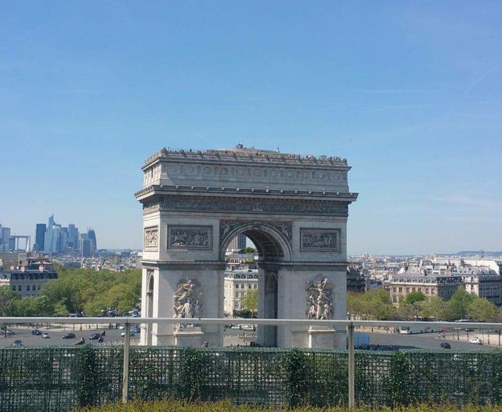 طاق آزادی Arc de Triomphe - پاریس