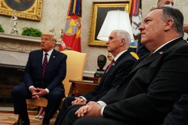 کاخ سفید از صدور بیانیه ضد روسی منع شد!